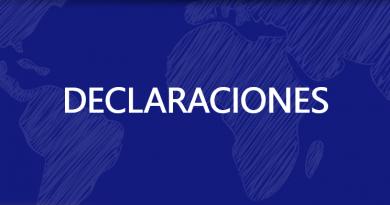 Carta de ASIC de Cuba al secretario general de la CSA
