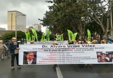 Gran movilización nacional contra la Reforma Tributaria