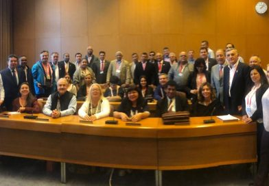 Reunión oficial ADS en la 108 Conferencia Internacional de la OIT