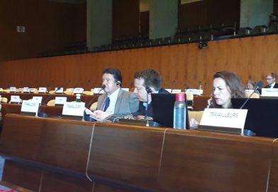 Intervención de ADS en el grupo de Trabajadores de la Comisión de Aplicación de Normas