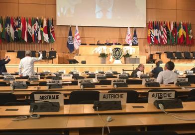 Discurso de Miguel Torres, presidente de Forca Sindical en la plenaria de la 108 CIT