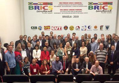 Declaración final VIII Foro Sindical BRICS: El futuro del trabajo, los derechos sociales, el multilateralismo y la importancia de los BRICS en el contexto global