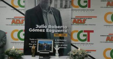 Julio Roberto Gómez Esguerra 1951-2021